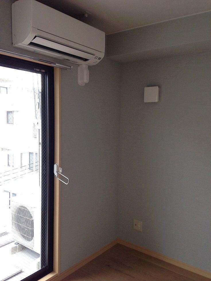 お部屋がコンパクトなので効率よく使えます