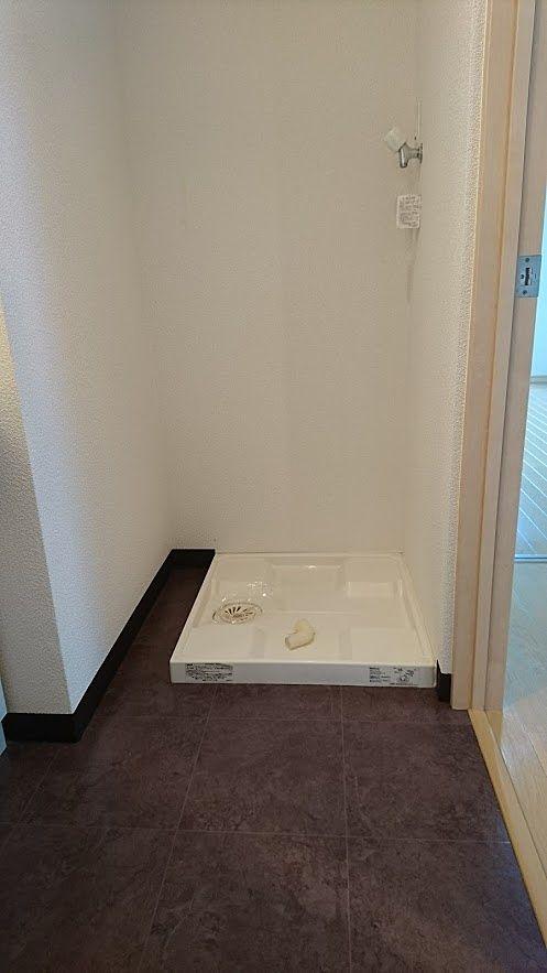 もちろん洗面室に配置