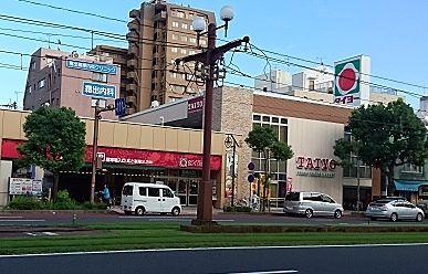 タイヨー騎射場店徒歩7分