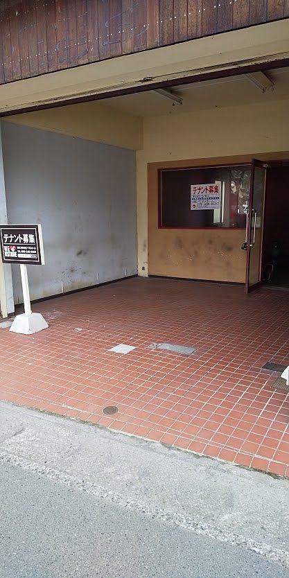 駐車場利用も可能。店舗利用も可能です。