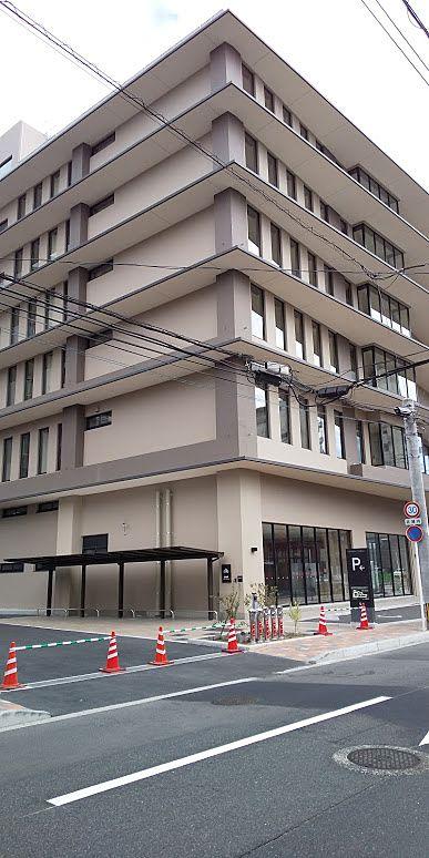 キラメキテラスの一角に開院した高田病院