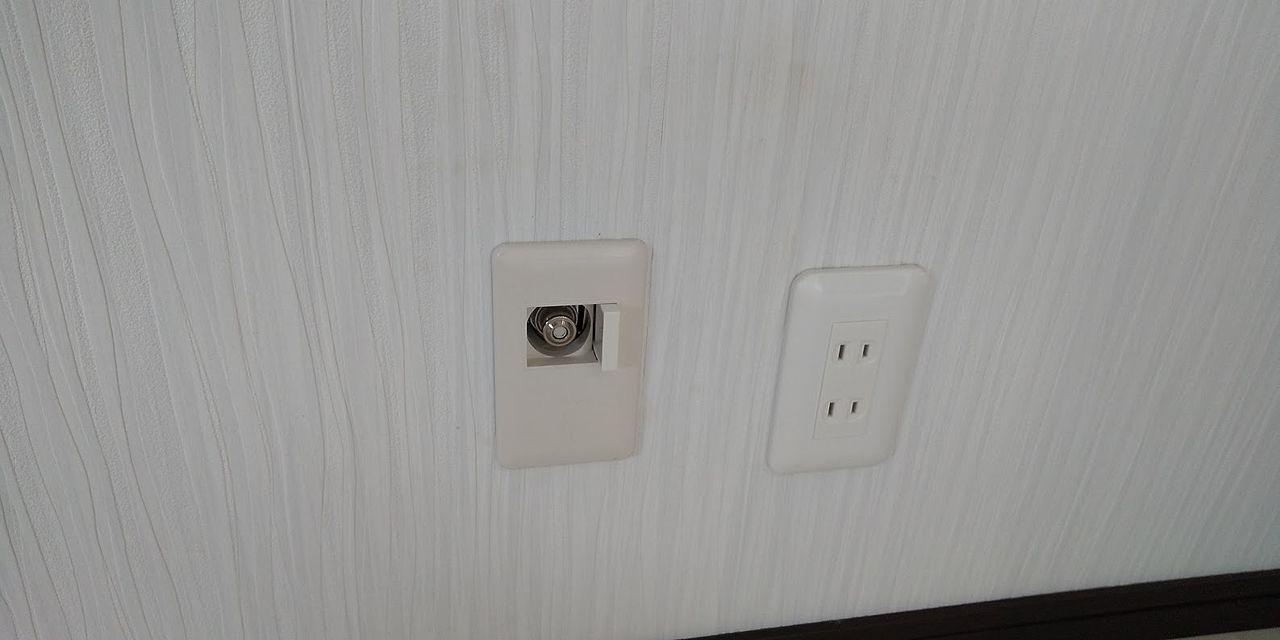 ガス暖房機など接続してご利用頂けます