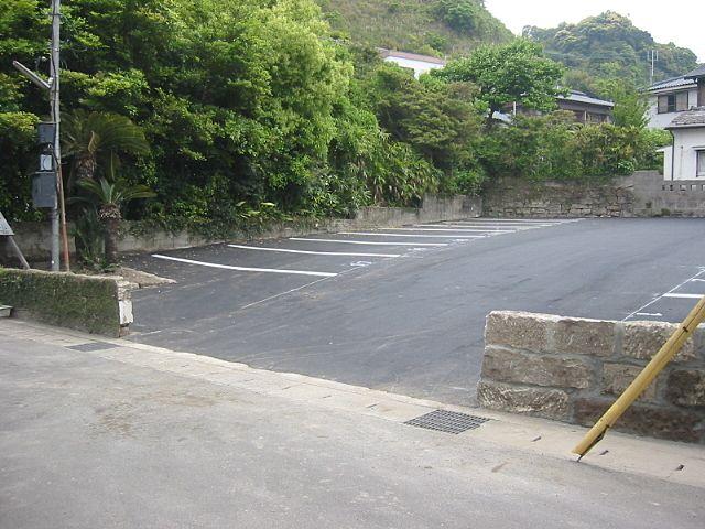ベストホーム 月極駐車場整備工事