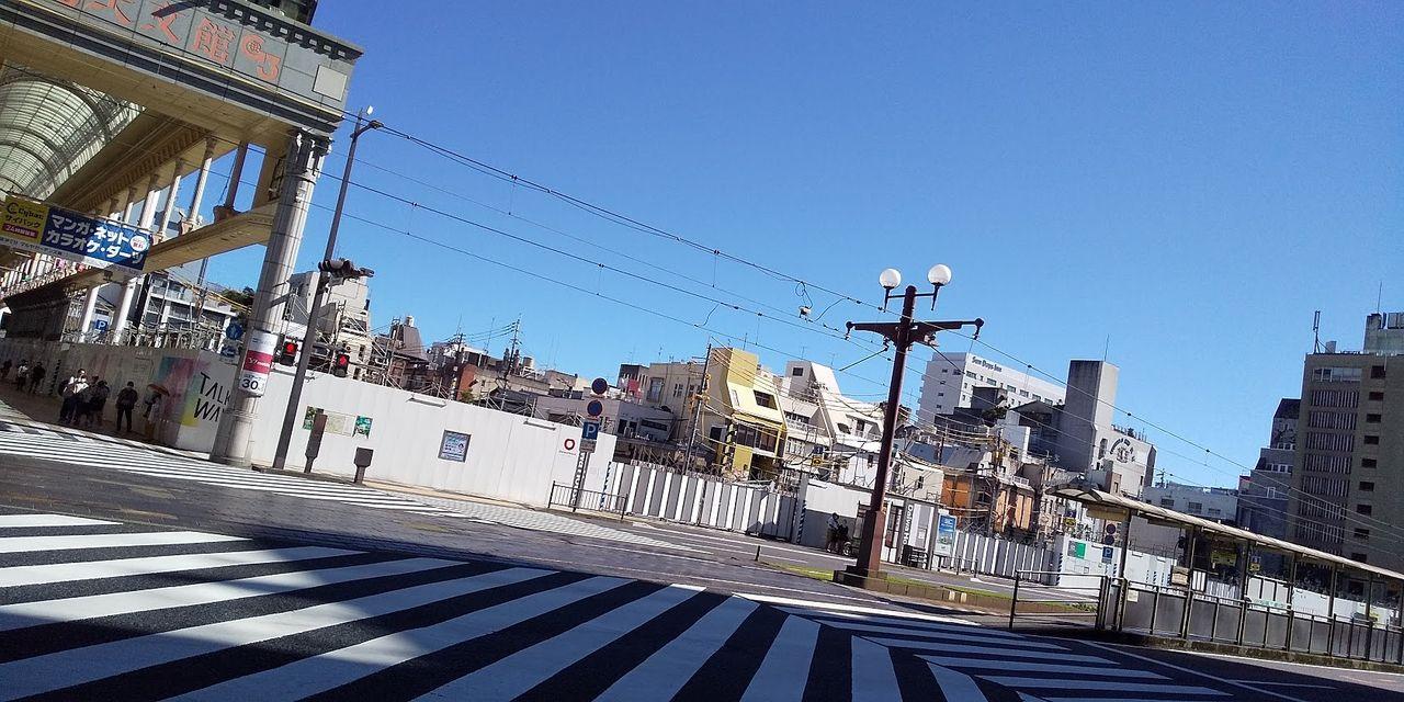 鹿児島市天文館 解体工事完了