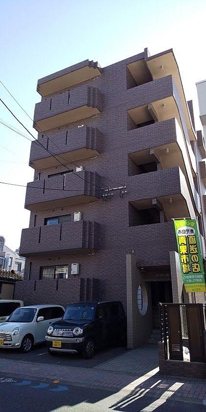 マンスリーマンション【れいめい武】鹿児島中央駅西口近く♪